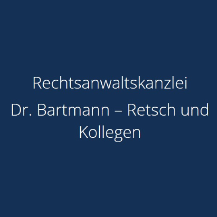 Bild zu Rechtsanwaltskanzlei Dr. Bartmann, Retsch und Kollegen in Frechen