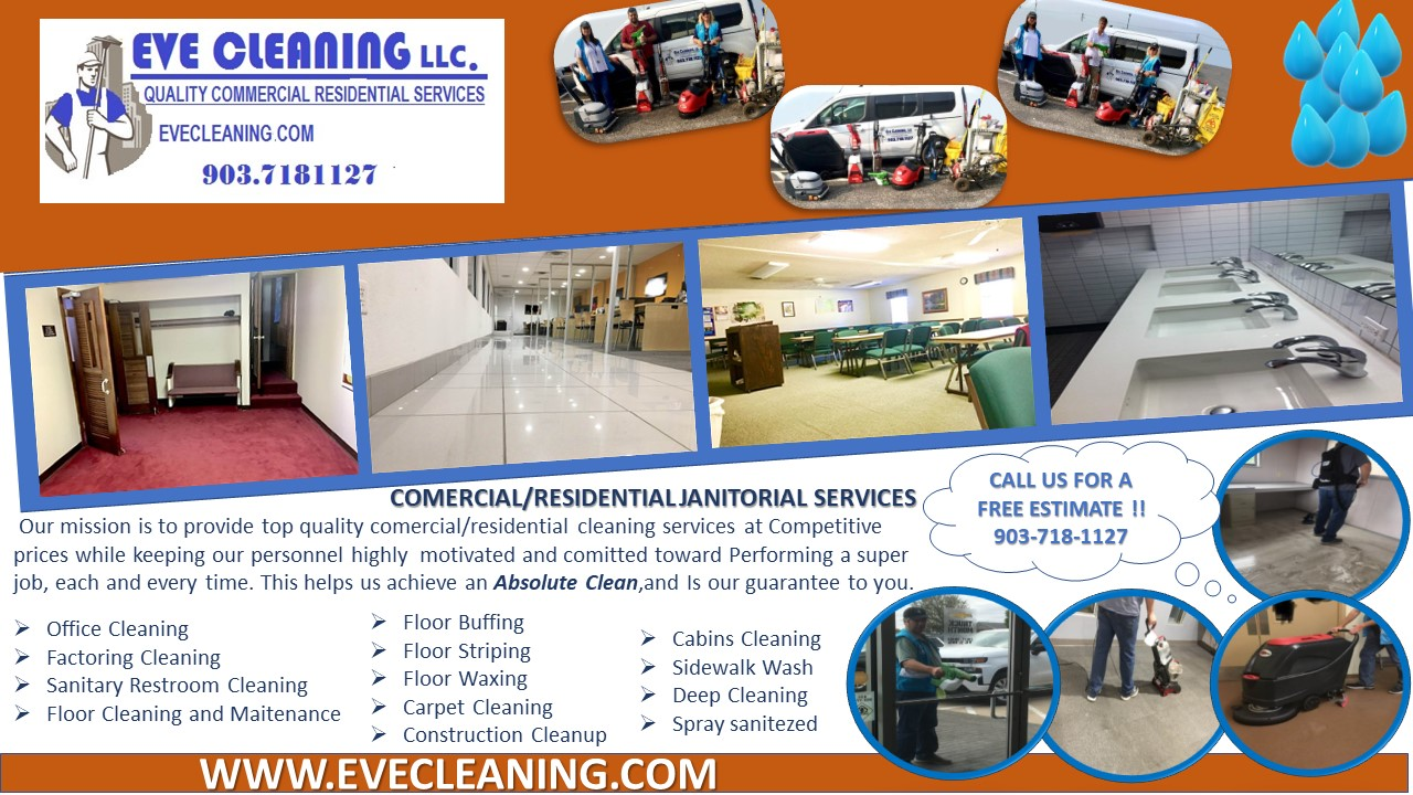Eve Cleaning LLC