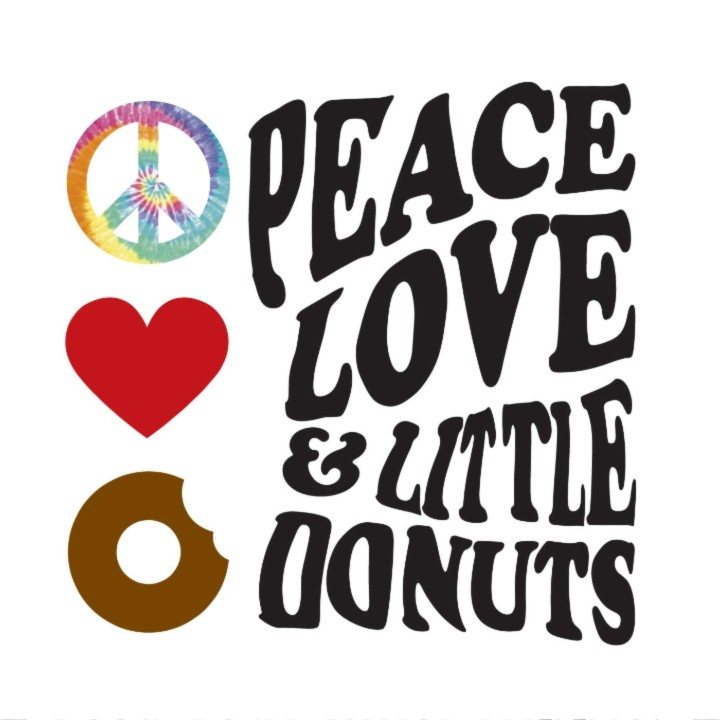 Peace, Love and Little Donuts of Loveland