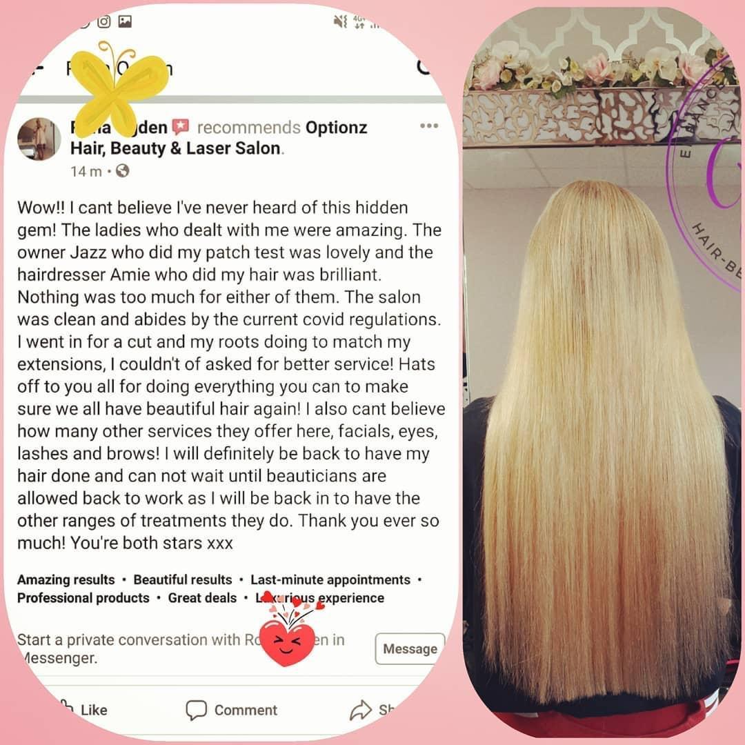 Optionz Hair Beauty Laser Salon