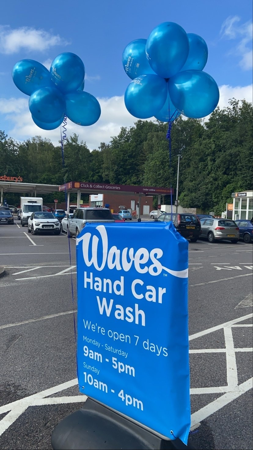 Waves Hand Car Wash
