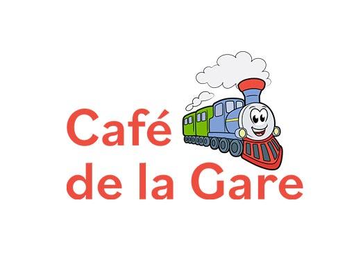 CAFÉ DE LA GARE restauration rapide et libre-service