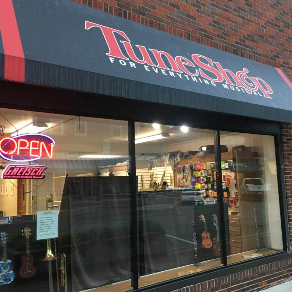 The Tune Shop