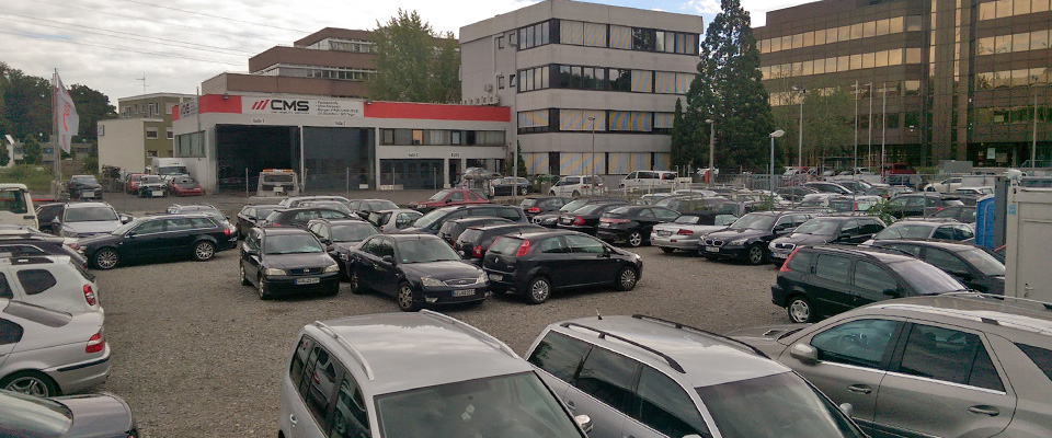 BB Parkservice Stuttgart Flughafen