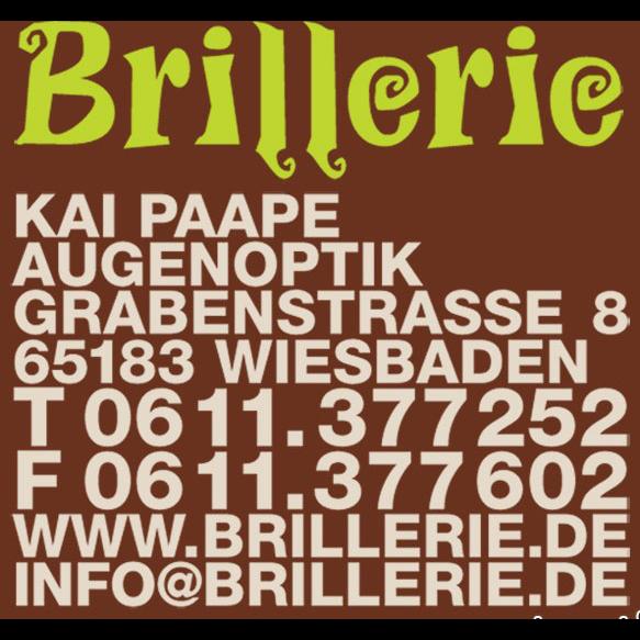 Bild zu Brillerie - Kai Paape Augenoptik in Wiesbaden