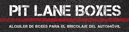 Pit Lane Boxes Alquiler de boxes para el Bricolage del Automovil