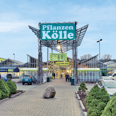 Pflanzen k lle gartencenter gmbh co kg berlin for Pflanzen laden berlin