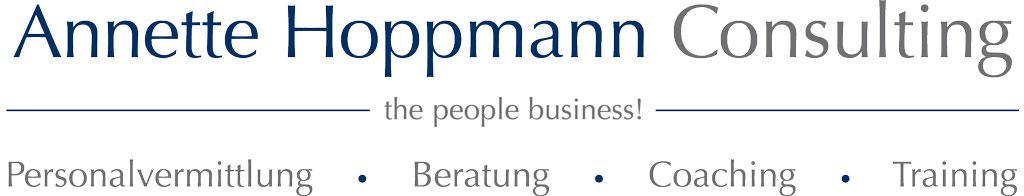 Logo von Annette Hoppmann Consulting
