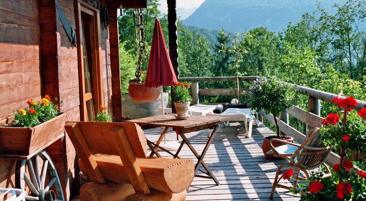 Haus der Berge - Ferienwohnung