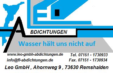 Leo GmbH - Abdichtungen -