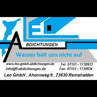 Bild zu Leo GmbH - Abdichtungen - in Remshalden