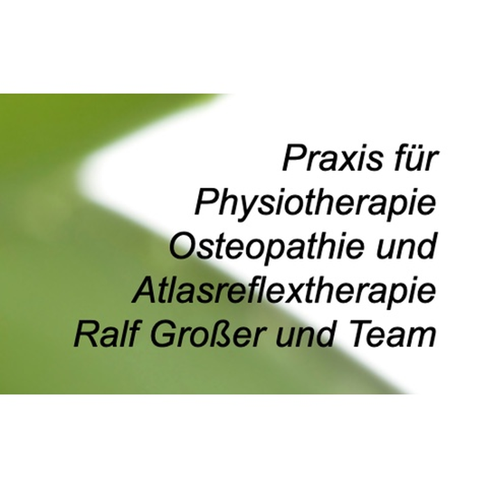 Bild zu Ralf Großer Physiotherapie und Osteopathie in Neustadt an der Weinstrasse