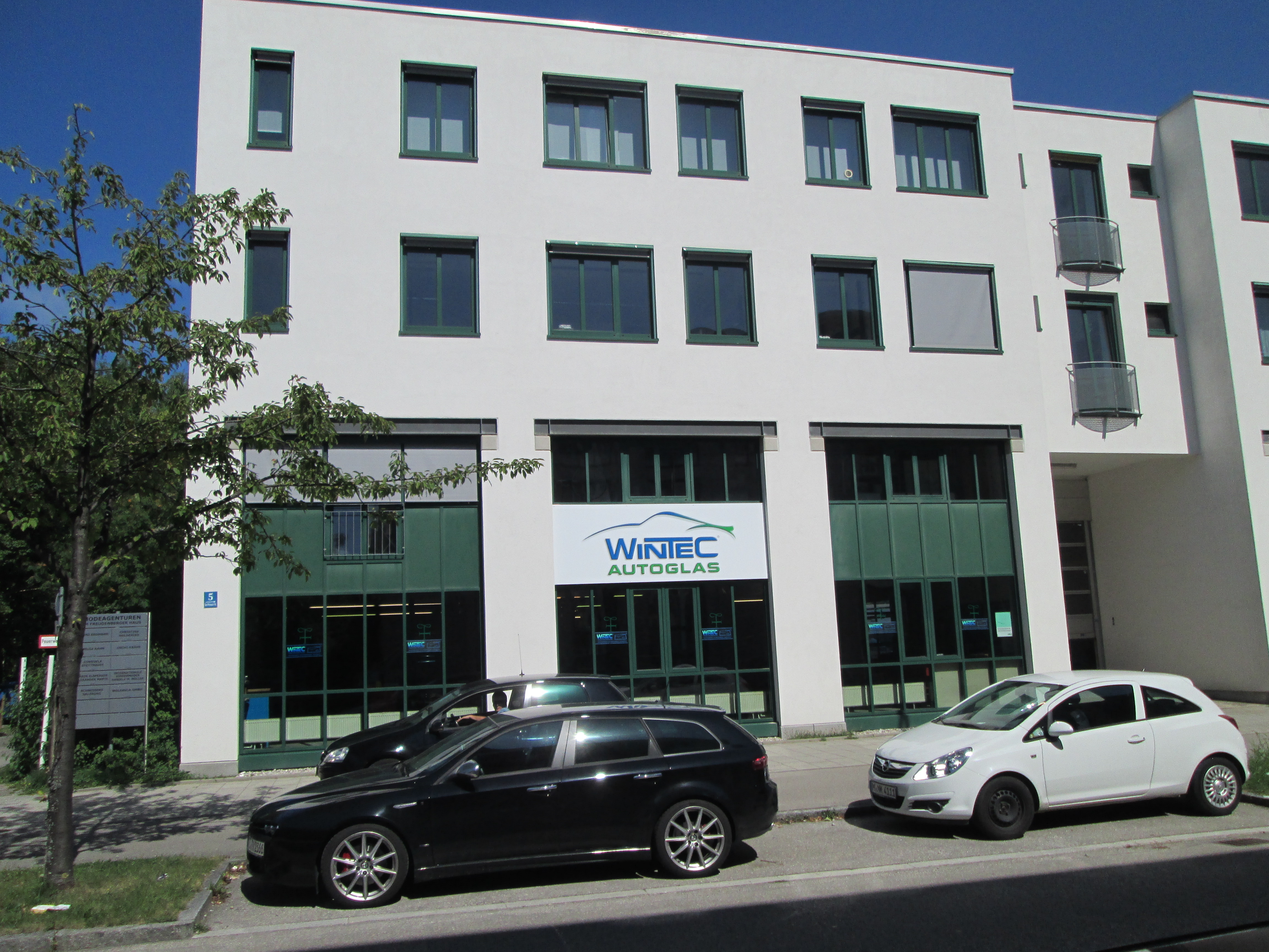 Wintec Autoglas Freudenberger Autoglas GmbH