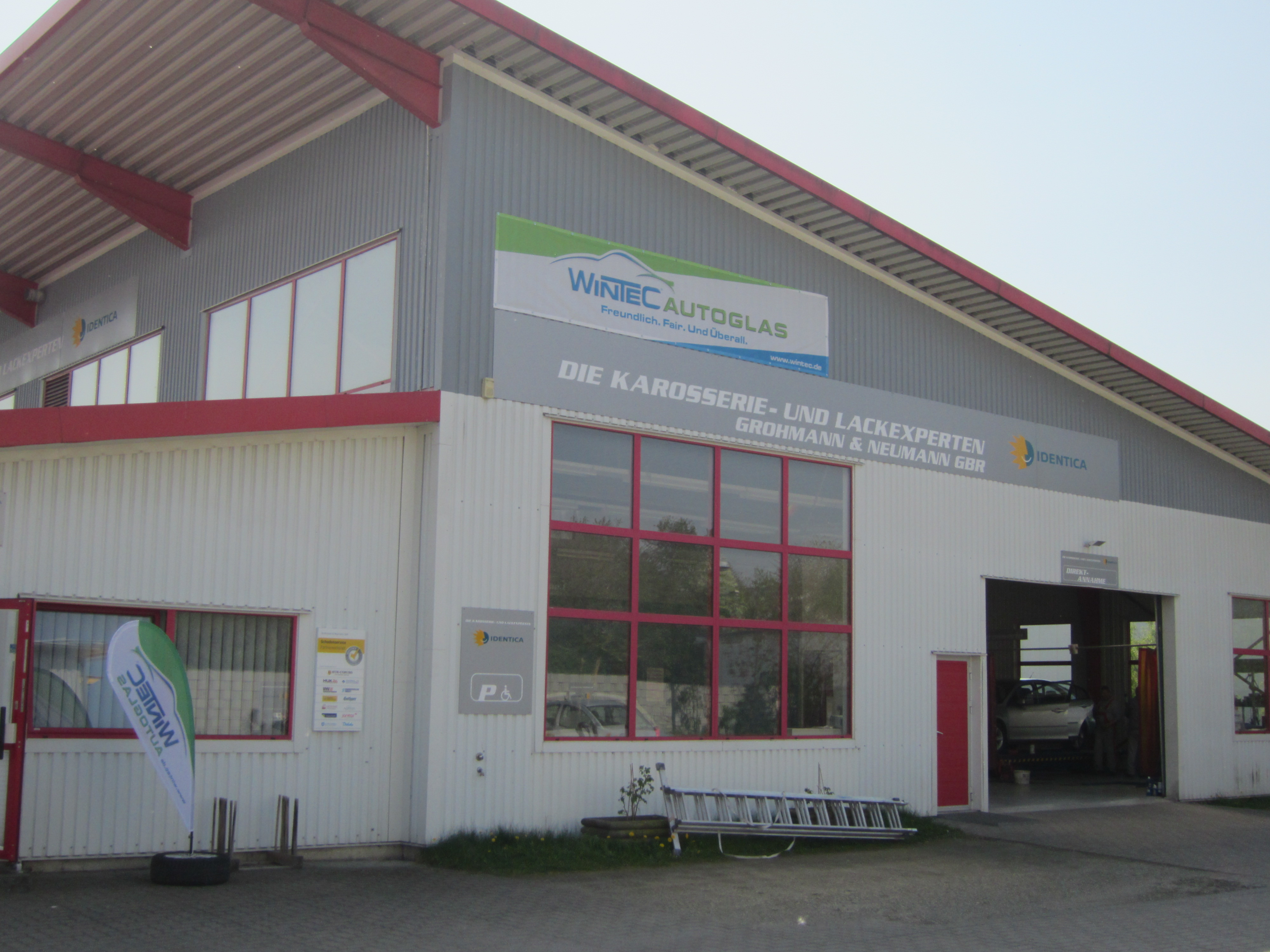 Wintec Autoglas Identica Grohmann und Neumann GbR