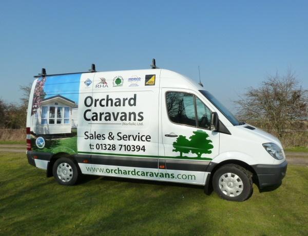 Orchard Caravans