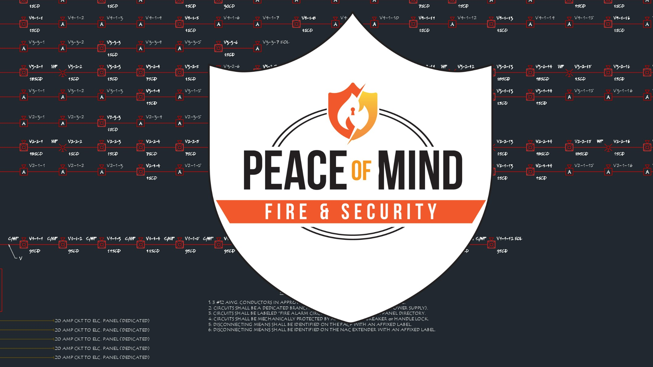 PEACE OF MIND FIRE & SECURITY SAFETY LLC