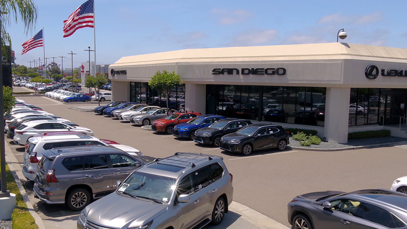 Lexus San Diego