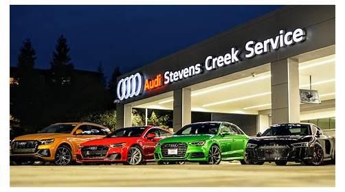Audi Stevens Creek Service Department
