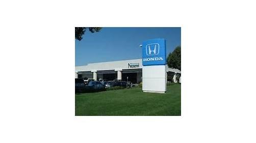 Honda North Service Department
