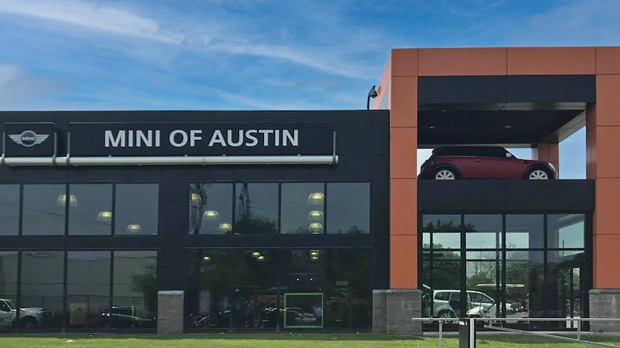 MINI of Austin Service Department