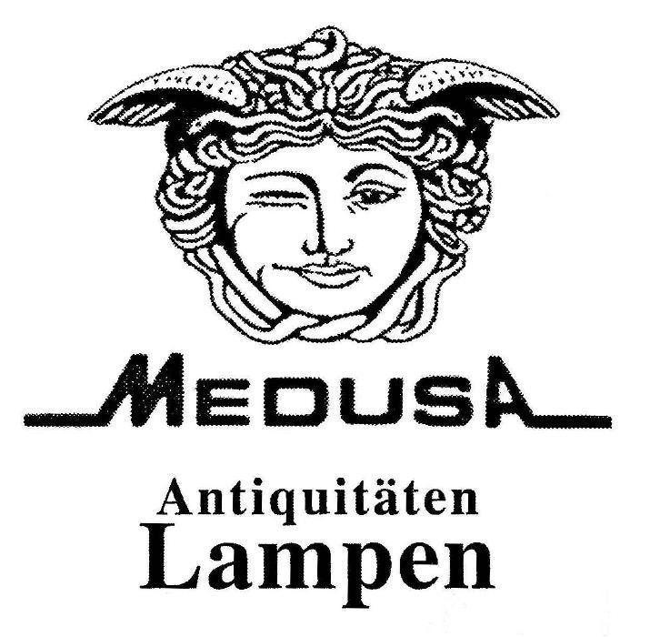 Logo von Medusa Lampen & Antiquitäten