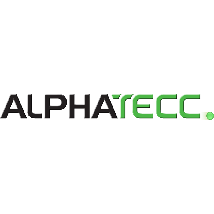 Logo von Alphatecc. Völklingen