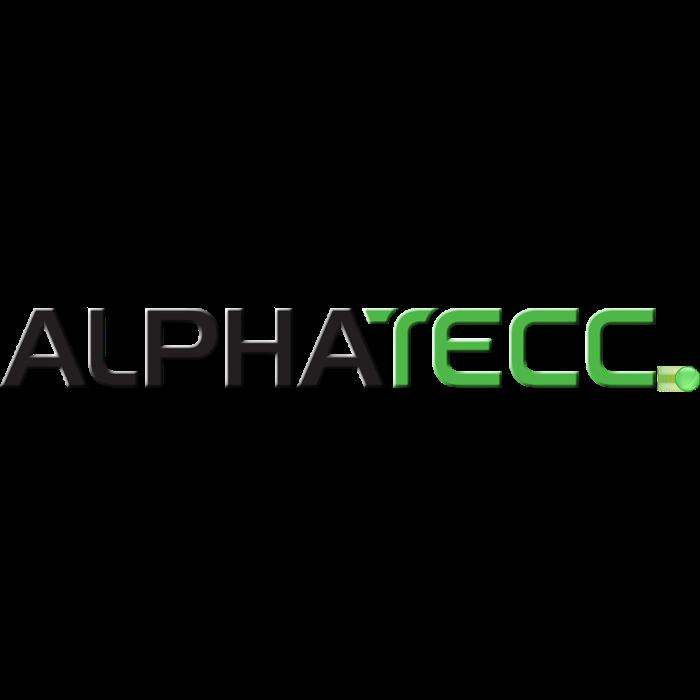 Logo von Alphatecc. Weinstadt
