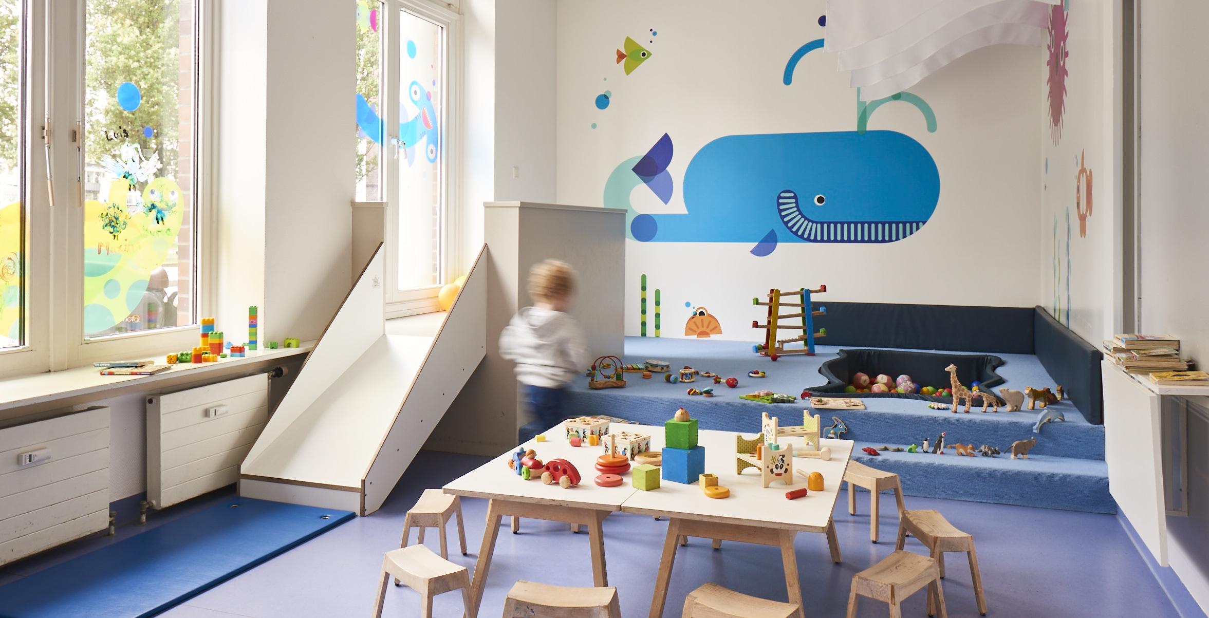 KiTa Kinderzimmer Stubbenhuk Private Kindergärten