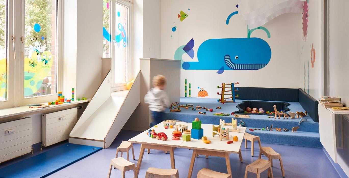 kita kinderzimmer stubbenhuk hamburg stubbenhuk 9. Black Bedroom Furniture Sets. Home Design Ideas
