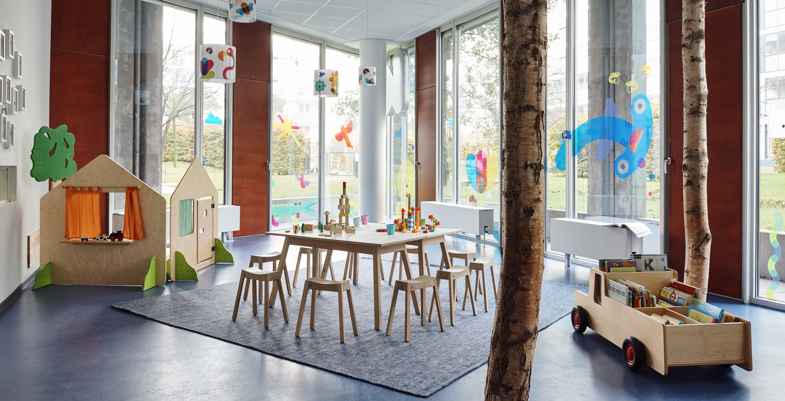 KiTa Kinderzimmer City Süd Private Kindergärten, Hamburg