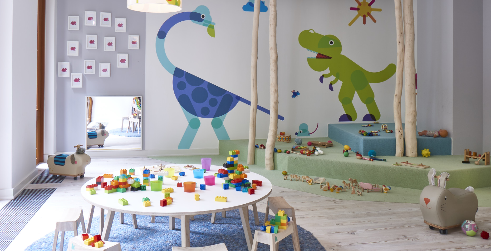 KiTa Kinderzimmer Conventparc Private Kindergärten