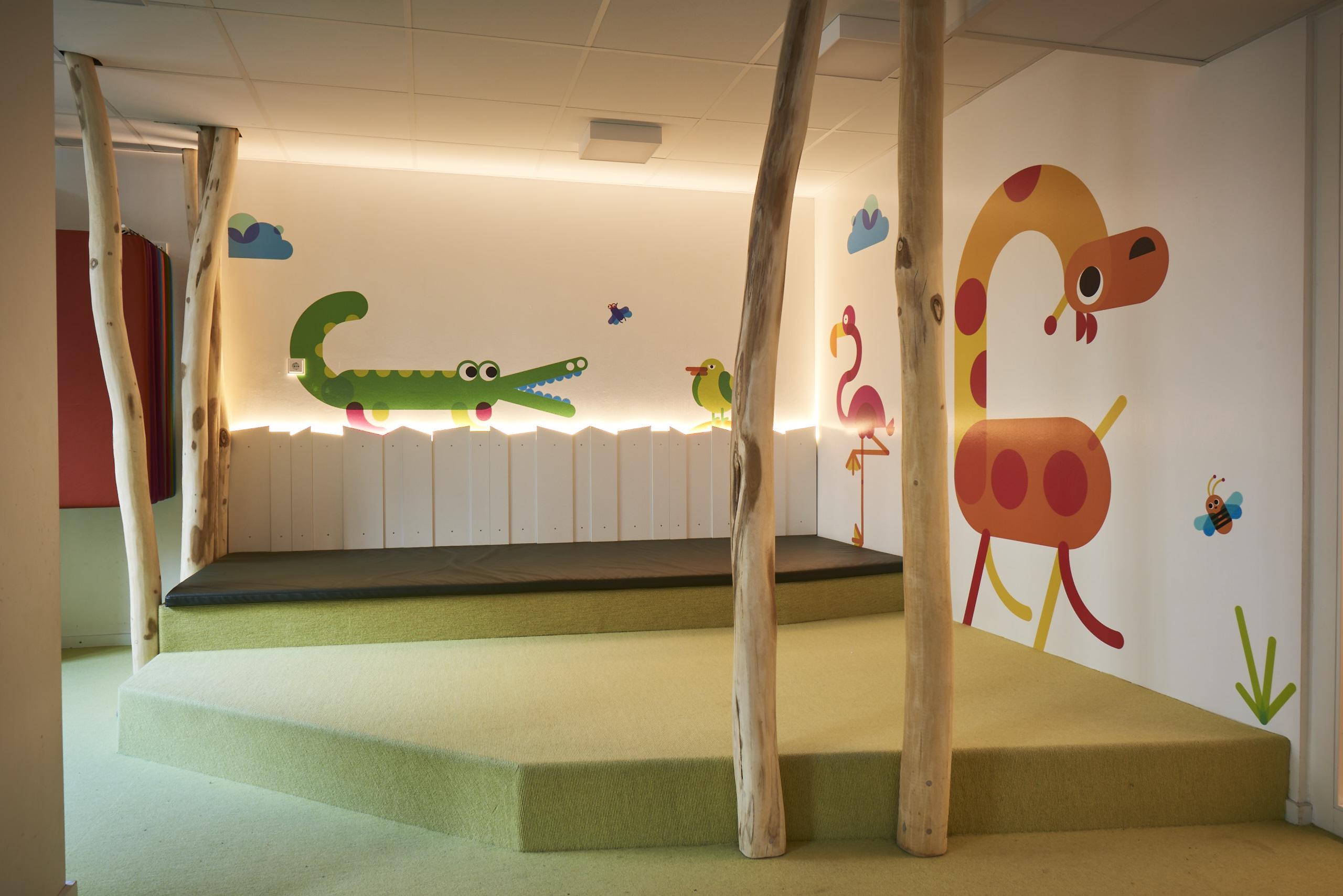 Kita Kinderzimmer Lohsepark Hafencity in 20457, Hamburg