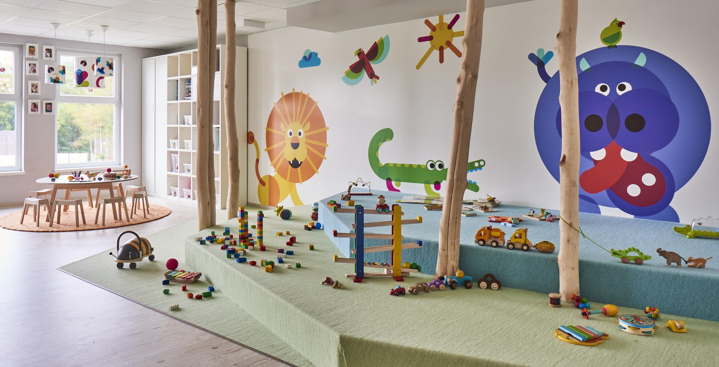 KiTa Kinderzimmer Seebek (Barmbek) Private Kindergärten