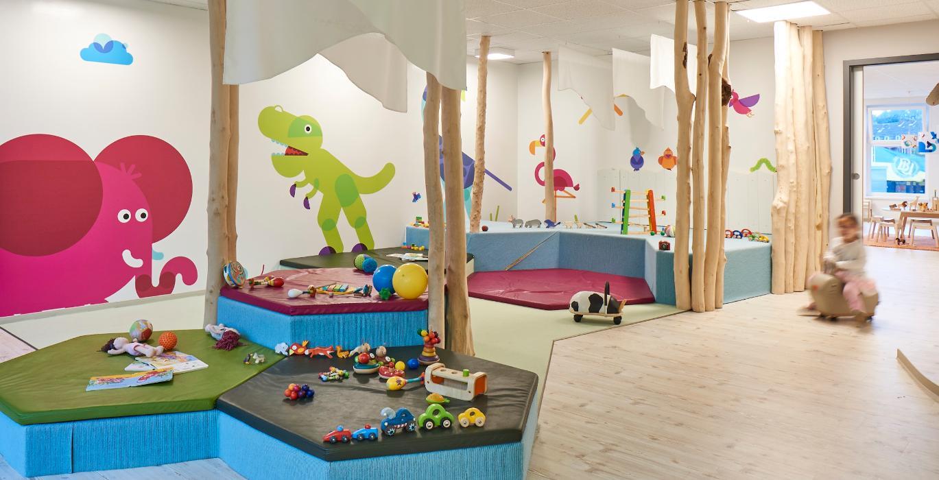 Kinderzimmer Kita | Kita Kinderzimmer Seebek Barmbek Hamburg Nord Bramfelder Strasse