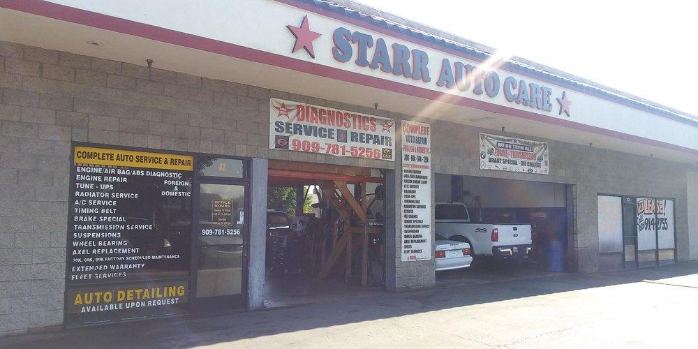 STARR AUTO CARE