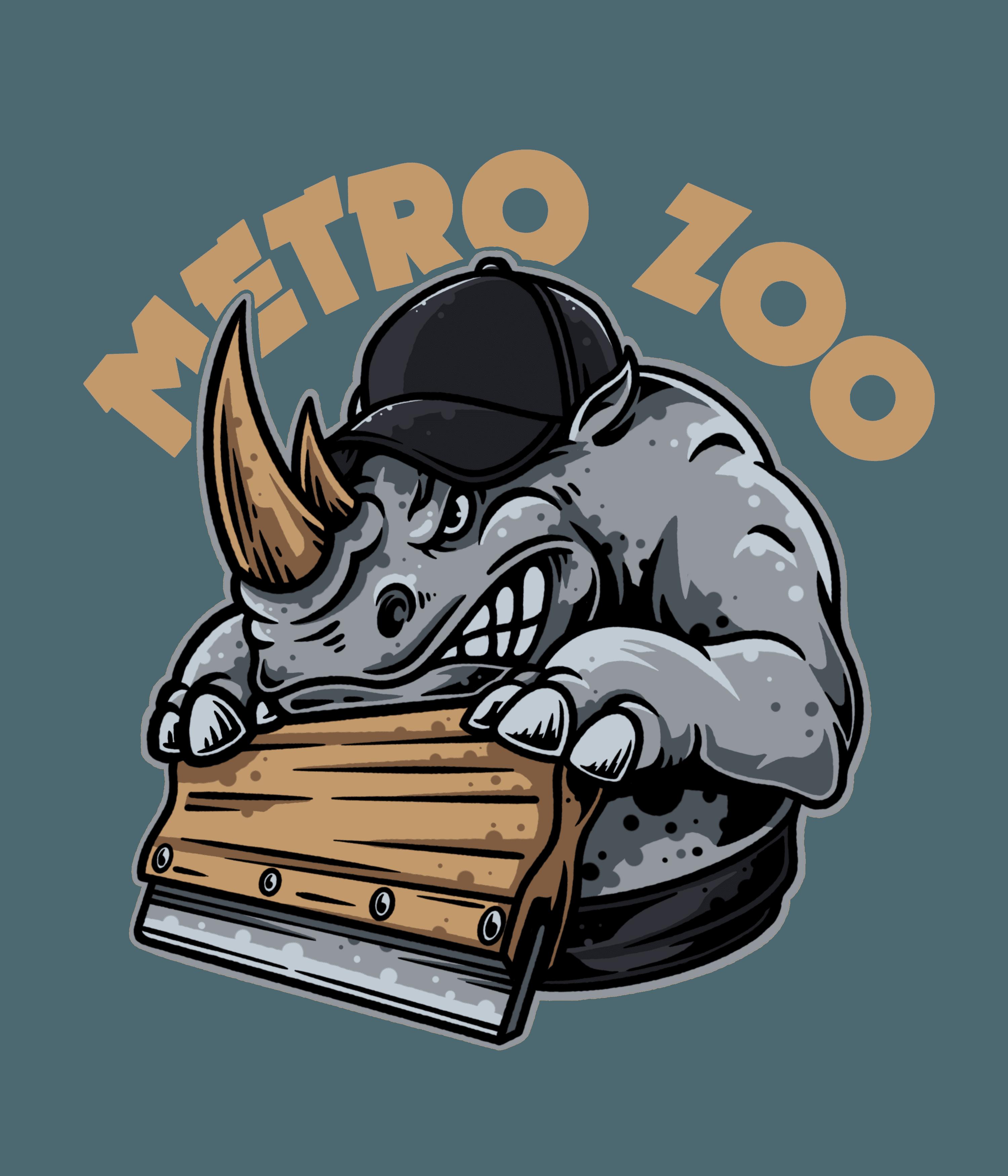 Metro Zooo Printz