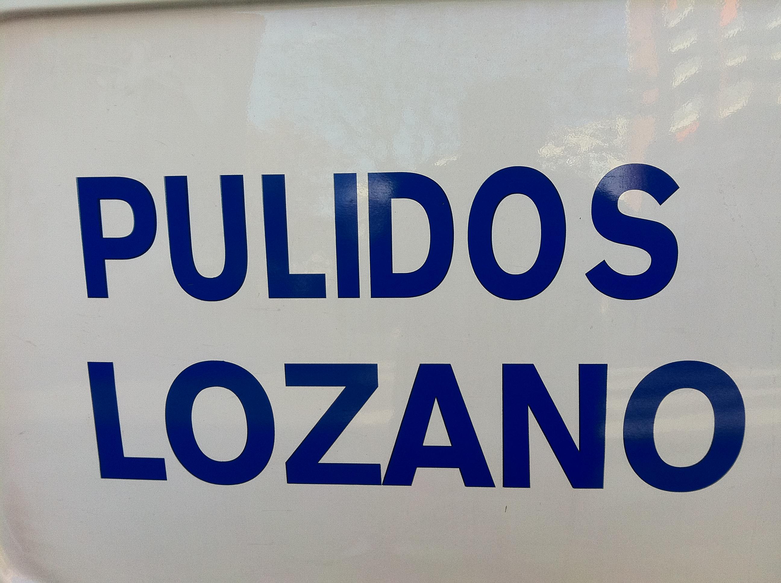 Pulidos Lozano