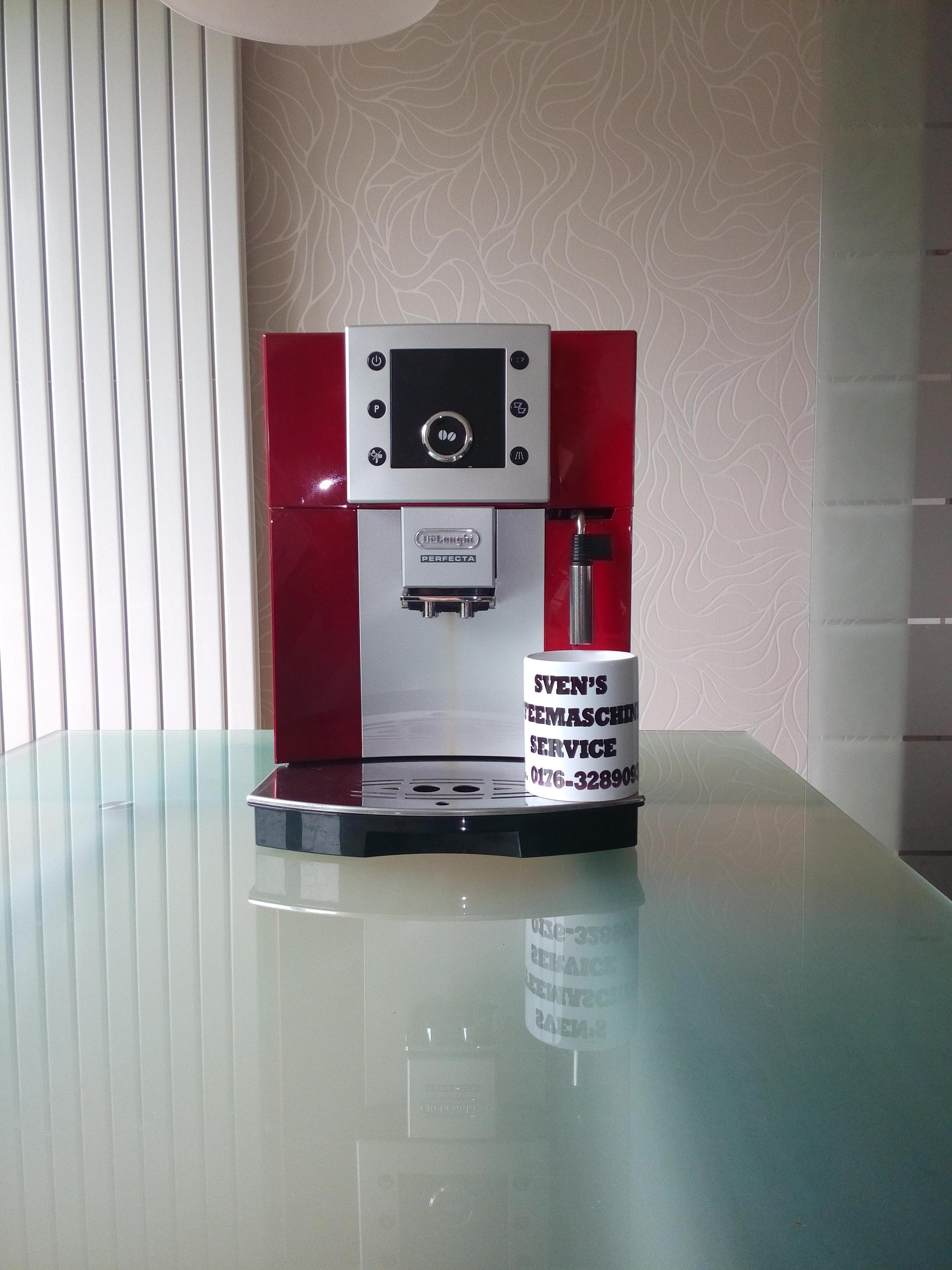 Svens Kaffeevollautomaten Reparatur Service