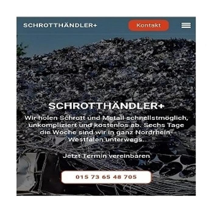 Bild zu Schrotthändler-plus in Bochum