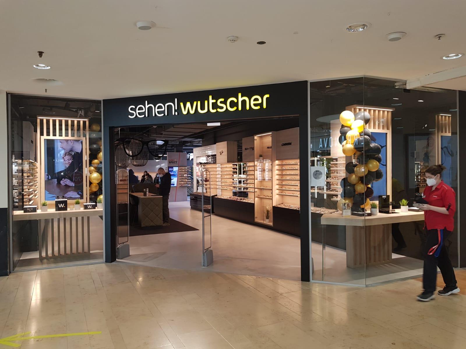 sehen!wutscher Wien - Donauzentrum