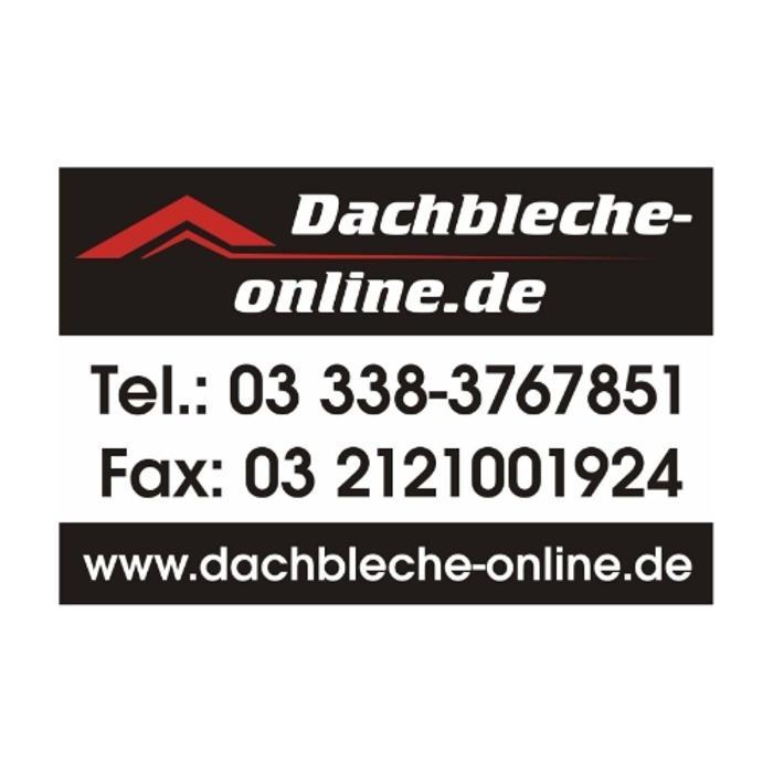 Bild zu Dachbleche-Online in Bernau bei Berlin