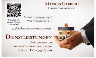 M.Ulbrich Dienstleistungen