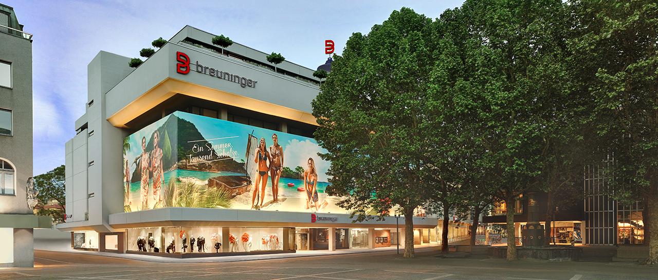 Breuninger Stuttgart
