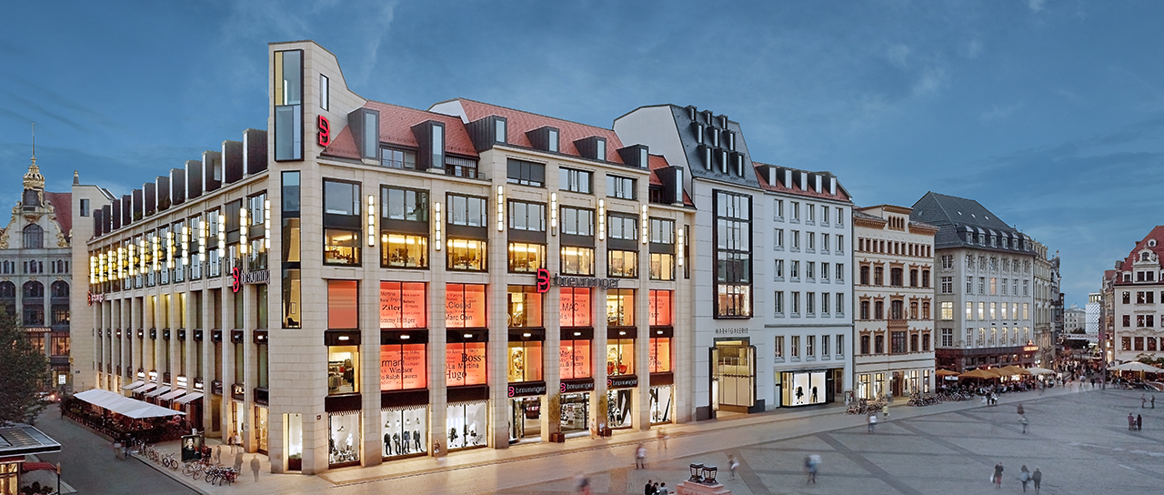 Breuninger Leipzig