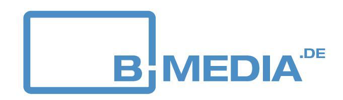 B-MEDIA Medienagentur