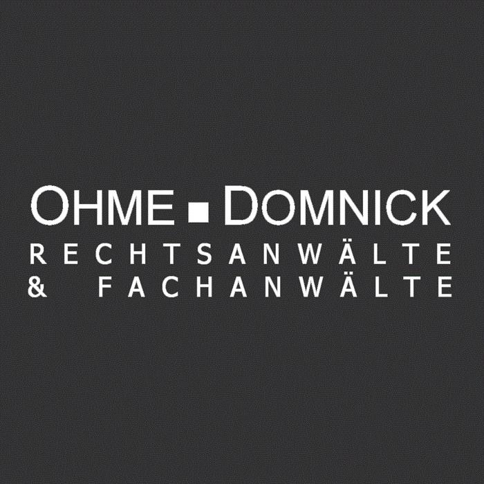 Bild zu OHME DOMNICK RECHTSANWÄLTE & FACHANWÄLTE in Buxtehude