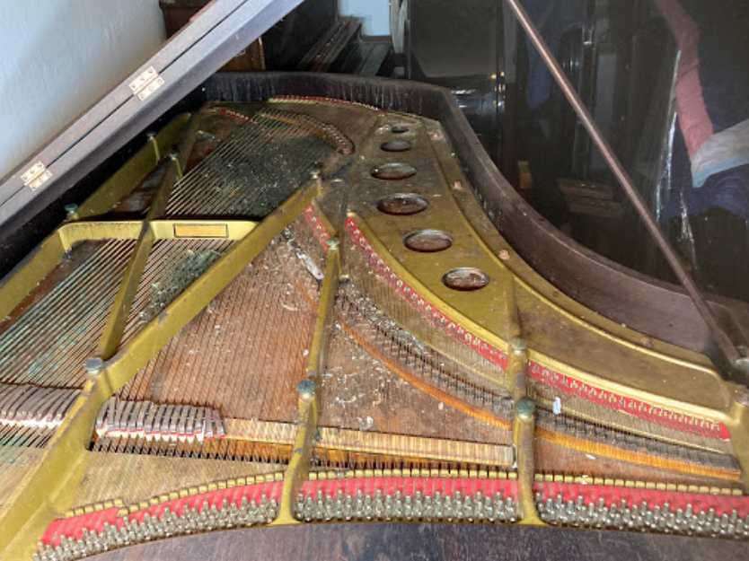 SF Piano Works