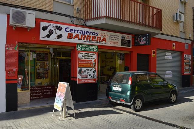 Cerrajeros Barrera