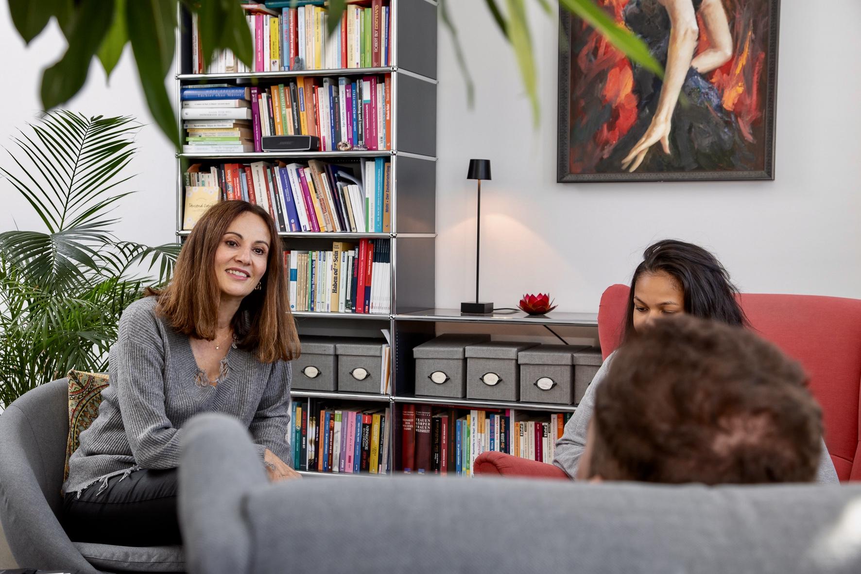 Praxis Patricia Bust, Psychotherapie, Coaching, Paar- und Familientherapie