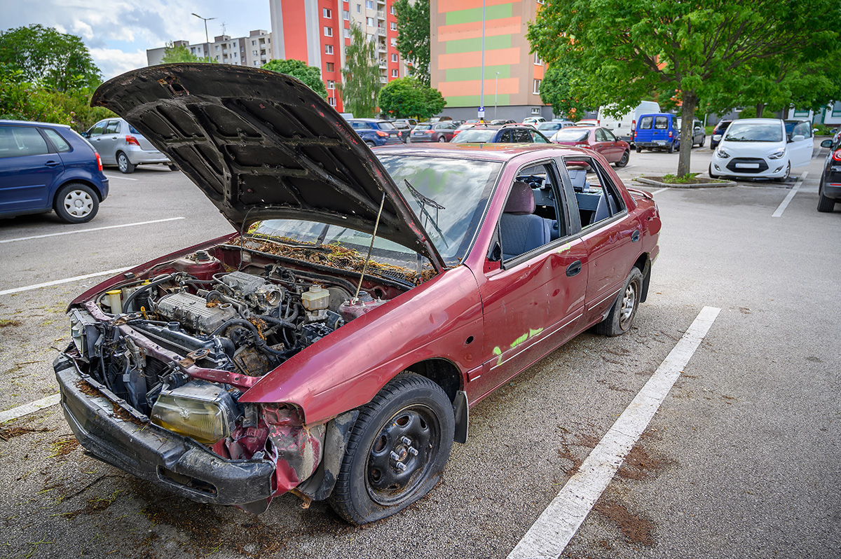 Ozuna Junk Cars